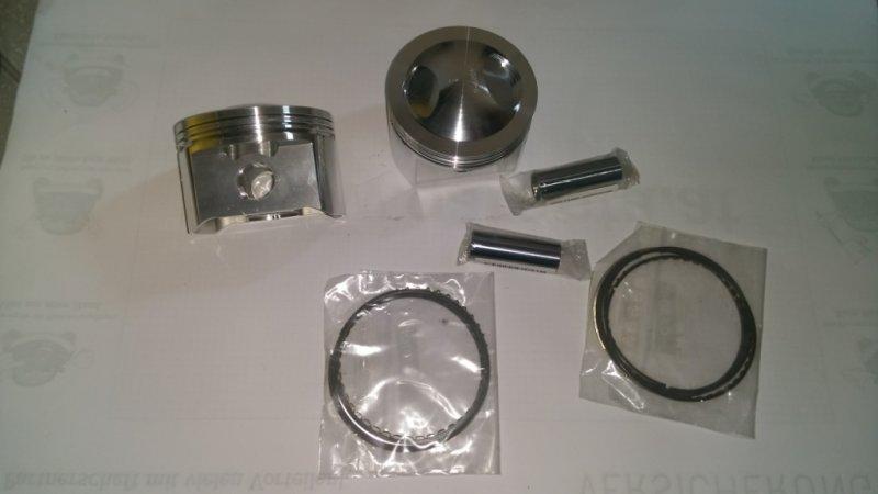 Hochleistungs Motorsport Kolbensatz D=90,5mm